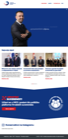 Full webpage capture by European Democracy Consulting's Logos Project for Croatian Conservative Party