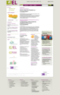 Full webpage capture by European Democracy Consulting's Logos Project for Enotna Lista