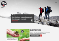 First screen capture by European Democracy Consulting's Logos Project for Trentino Tyrolean Autonomist Party