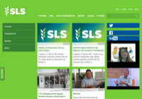 First screen capture by European Democracy Consulting's Logos Project for Slovenska Ljudska Stranka