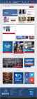 Full webpage capture by European Democracy Consulting's Logos Project for Rassemblement National