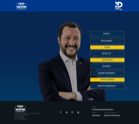 Full webpage capture by European Democracy Consulting's Logos Project for Lega Per Salvini Premier