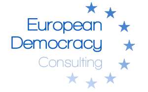 Logo European Democracy Consulting