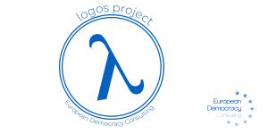 The λogos project logo